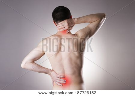 Pain In The Back And Neck In Men