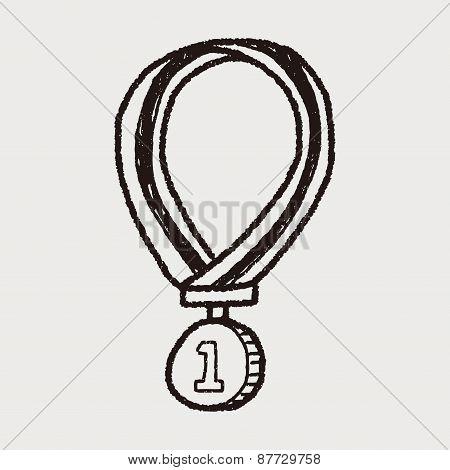 Doodle Medal