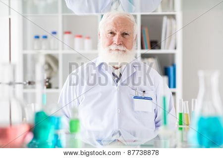 Senior researcher