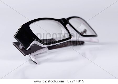 Optical Black Glasses