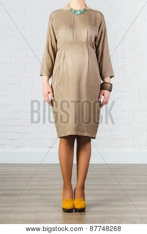 Clothing for the pregnant woman