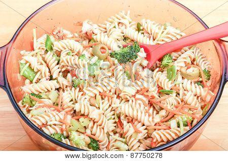 Broccoli In Pasta Salad