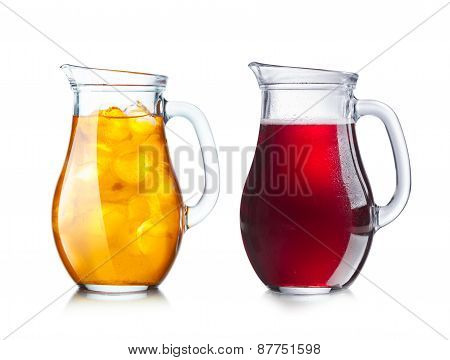 Two Pitchers