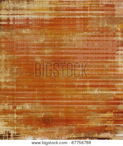 Old grunge template. With different color patterns: red (orange); brown; yellow (beige)