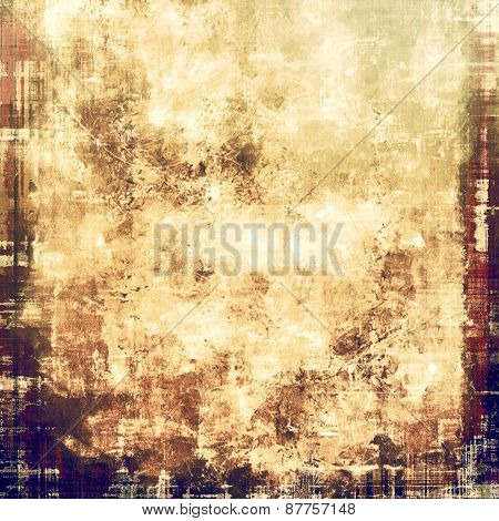 Old antique texture - perfect background with space for your text or image. With different color patterns: brown; gray; yellow (beige); purple (violet)