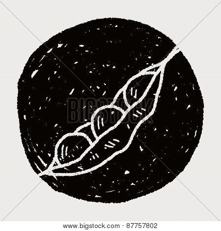 Peas Doodle