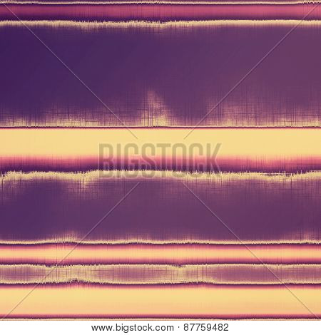 Old abstract grunge background for creative designed textures. With different color patterns: yellow (beige); purple (violet); pink