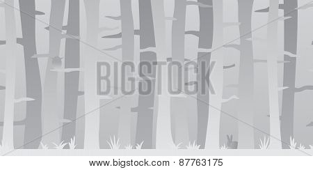 Seamless Woods Picture