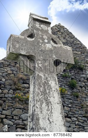 Old Kerry Celtic Cross