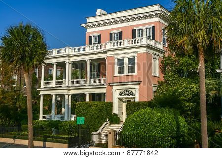 Charleston Mansion