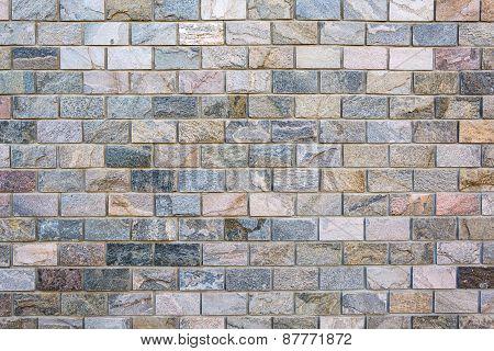 Stone Pattern Decarative Wall