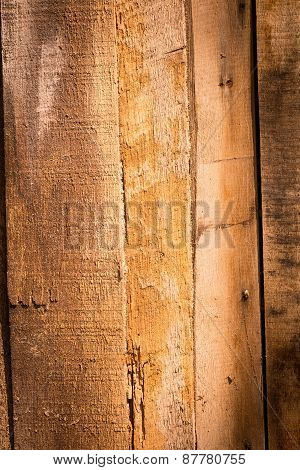 Old Wood Planks Background