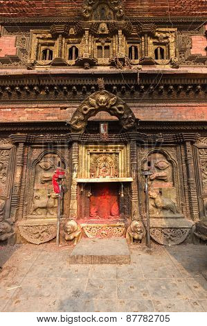 Shrine in Bhaktapur