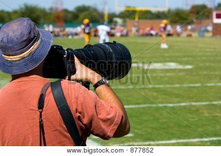 Professional Sports Photogapher - American Football