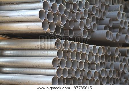 Metal Profiles Tube Foundation For Building Structures