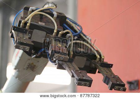 Element Of An Industrial Robot
