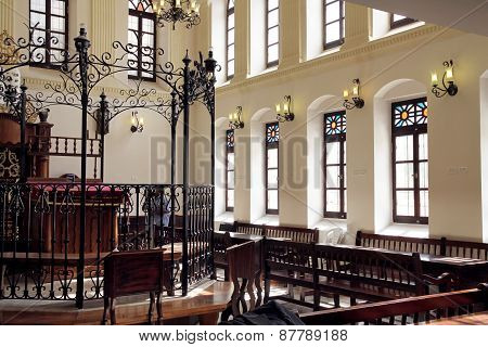 19Th Century Synagogue Ohel Yitzchak