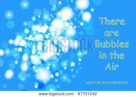 Bubbles Bokeh