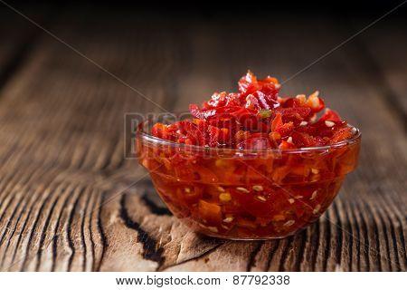 Homemade Chili Dip