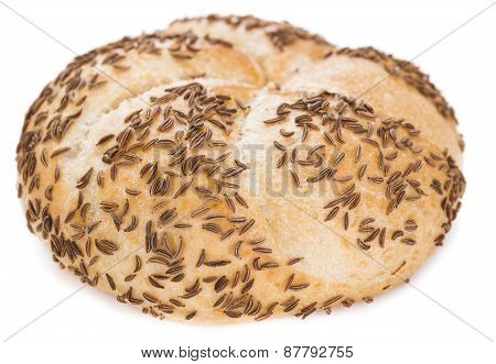Rolls With Caraway (over White)