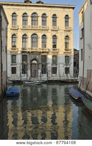 Courthouse In Venice