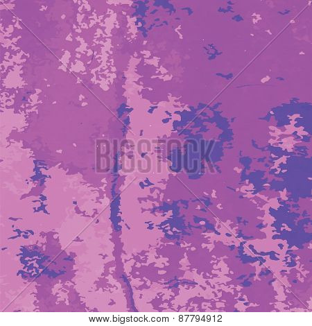 Purple Grunge  Pattern