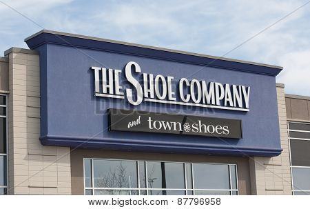 The Shoe Company And Town Shoes Retail Outlet.