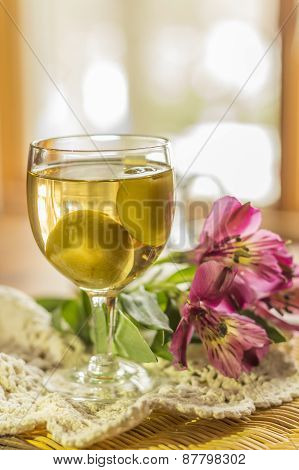 Japanese Plum Wine