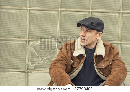 Cool Guy Relaxing