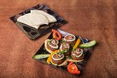 image of meatballs  - Arab food - JPG
