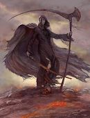 pic of mischief  - horseman of the apocalypse tarot the death - JPG