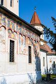 stock photo of saint-nicolas  - Details of Saint Nicholas Church in Brasov - JPG