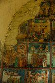 stock photo of suceava  - Arbore church - JPG