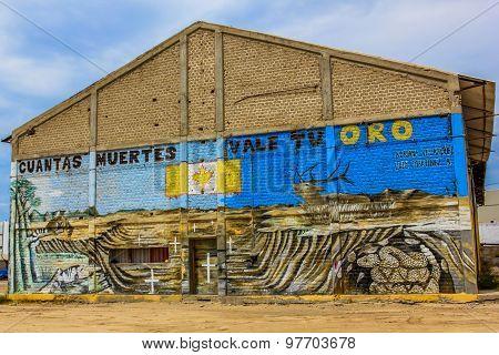 La Paz Graffiti