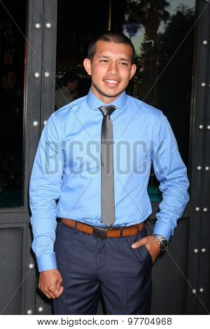 LOS ANGELES - JUL 22:  Javi Marroquin at the