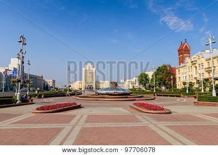 An Independence Square