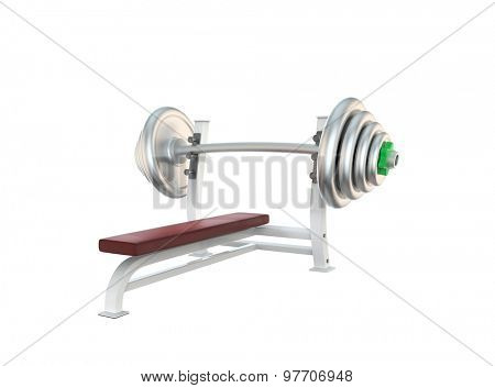Sport barbell