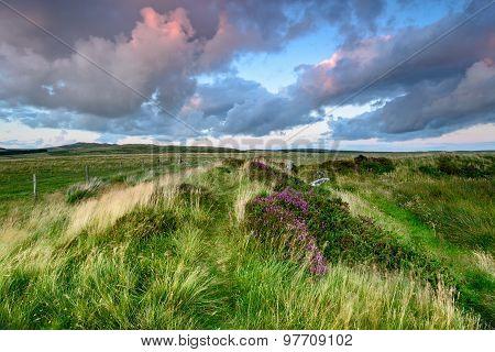 King Arthur's Hall On Bodmin Moor