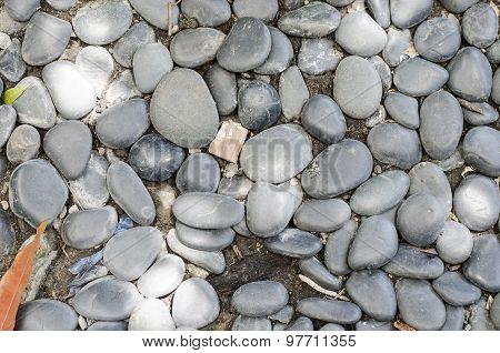Pebble Stone Texture,decoration Floor