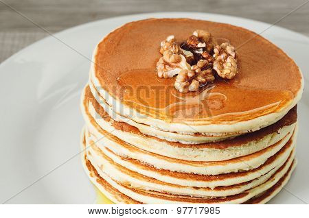 Breakfast Of Pancakes