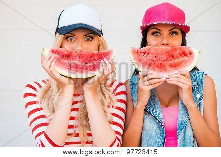 Watermelon Fun.
