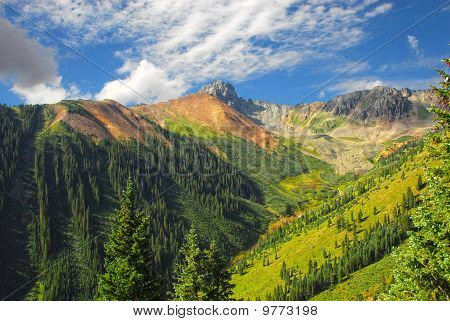 Mountains in Colorado
