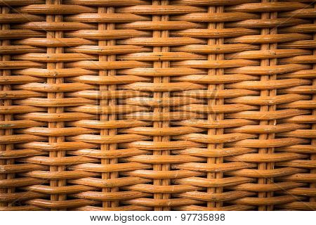 Rattan Basketry Pattern  Background 2