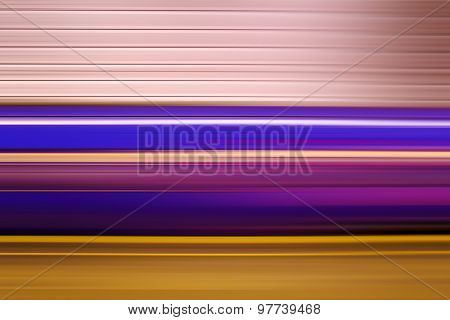 Underground Train, Abstract Motion Blur