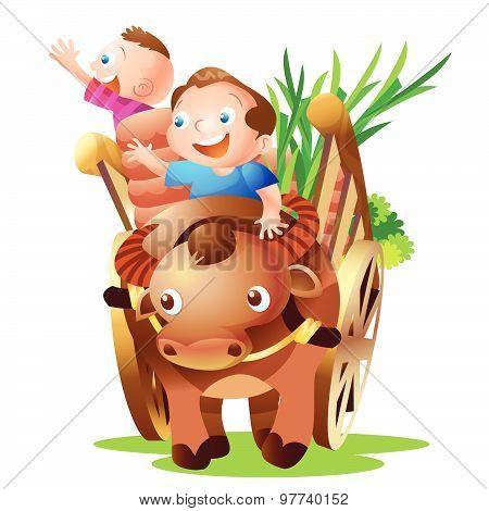 Farmer Cart