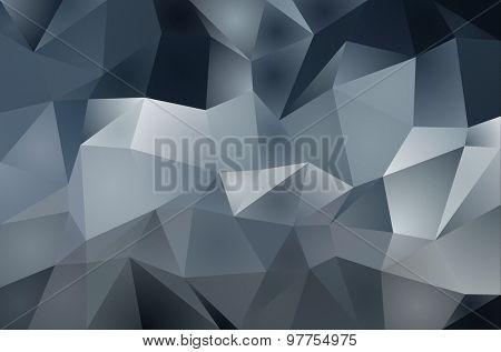 Blue Grey Pattern
