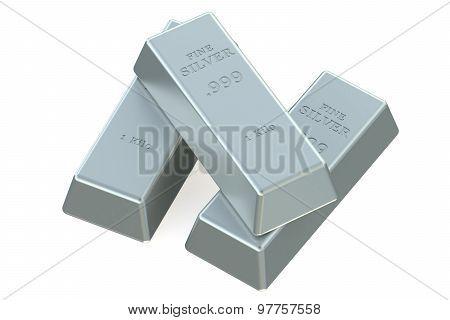 Silver Bullions