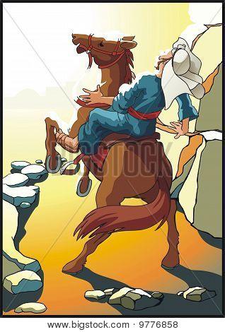 Saul. Apostle Paul