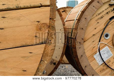 Wooden Roll