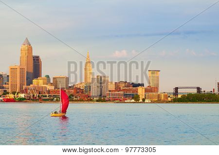 Cleveland On The Lake